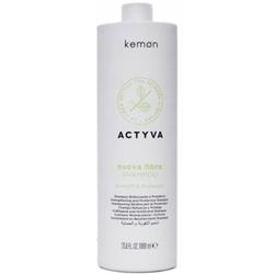 Kemon actyva nuova fibra szampon do włosów regenerujący 1000ml