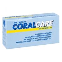 Coralcare proszek opakowanie na 2 miesiące