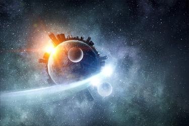 Fototapeta planeta 4735
