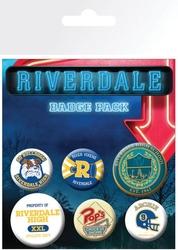 Riverdale - przypinki