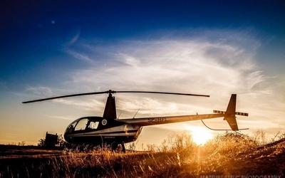 Lot helikopterem dla dwojga - bielsko-biała - 20 minut