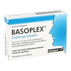 Basoplex erkaeltungs-kapseln