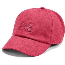 Czapka damska ua twisted renegade cap - różowy