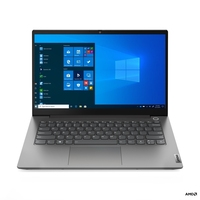 Lenovo laptop thinkbook 14 g2 20vf0009pb w10pro 4500u8gb256gbint14.0fhdmineral grey1yr ci