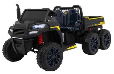 Samochód farmer truck czarny