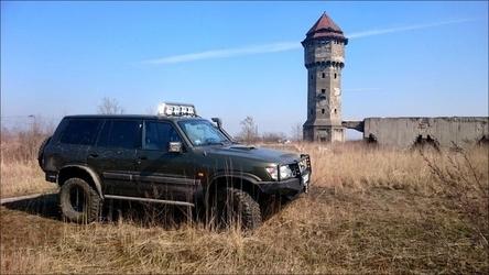 Off road 4x4 - kierowca - katowice - 1h