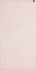 Ręcznik connect organic breeze jasnoróżowy 70 x 140 cm