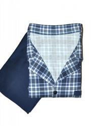 Piżama męska cornette 114 dłr m-2xl rozpinana