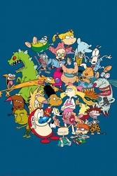 Nickelodeon group - plakat