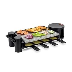 Grill elektryczny z raclette h.koenig rp360